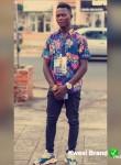 Emmanuel Agortey, 25, Accra