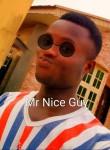 Samuel Peter, 25  , Abuja