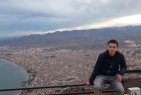 muhammed Ali, 25 - Just Me