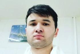 Amonullo, 26 - Just Me