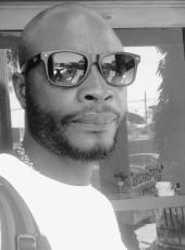 FERNAND GBETONDJI, 35, Burkina Faso, Ouagadougou
