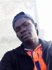 Ousmane, 22, Senegal, Dakar