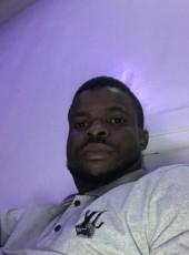 prince , 38, Nigeria, Lagos