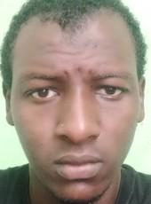 Algassimou, 22, Mauritania, Nouakchott