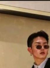 王坤, 19, China, Shashi