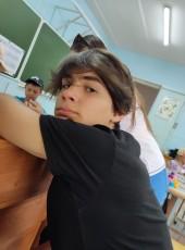 Yarik, 18, Russia, Moscow