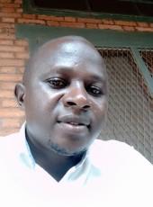 aubin momokama, 32, Central African Republic, Bangui