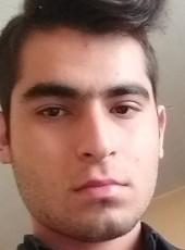 Savas Huseyin, 23, Turkey, Istanbul