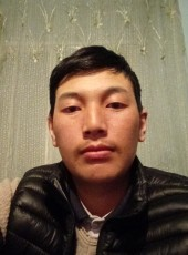 Urmat Khusainov, 22, Kyrgyzstan, Karakol