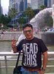 jr coz, 42, Jakarta