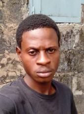 Ramel, 24, Republic of the Congo, Brazzaville