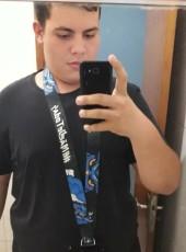 José Marcos, 20, Brazil, Sao Luis de Montes Belos