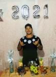 Leandro Ribeiro , 25, Jau