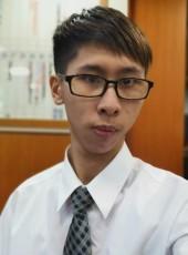 魏傳隆, 21, China, Taipei
