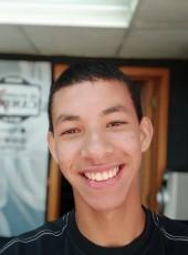 Diego Pérez, 18, Venezuela, Valencia