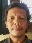 Dedi, 59, Jakarta