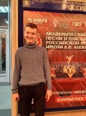 Dmitriy, 19, Russia, Moscow