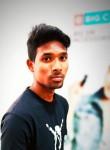 Santhosh santhu , 19  , Warangal