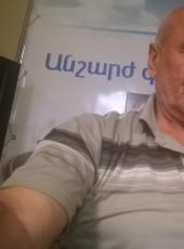 leso, 65, Armenia, Yerevan