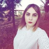 kristina, 20  , Lviv