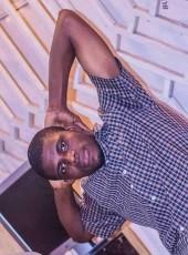 daniel mbemba, 29, Congo, Kinshasa