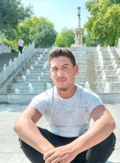 Şakir, 19, Turkey, Ankara