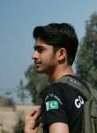Waqas Gill, 19, Okara