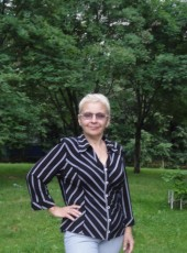 Irina Zykova, 62, Russia, Moscow