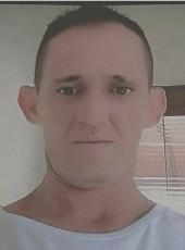 Gilberto Garcia, 44, Brazil, Jaboticabal