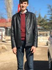 Alihan, 19, Turkey, Ankara