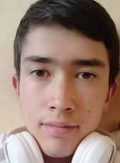 Damien, 18, Spain, Zaragoza